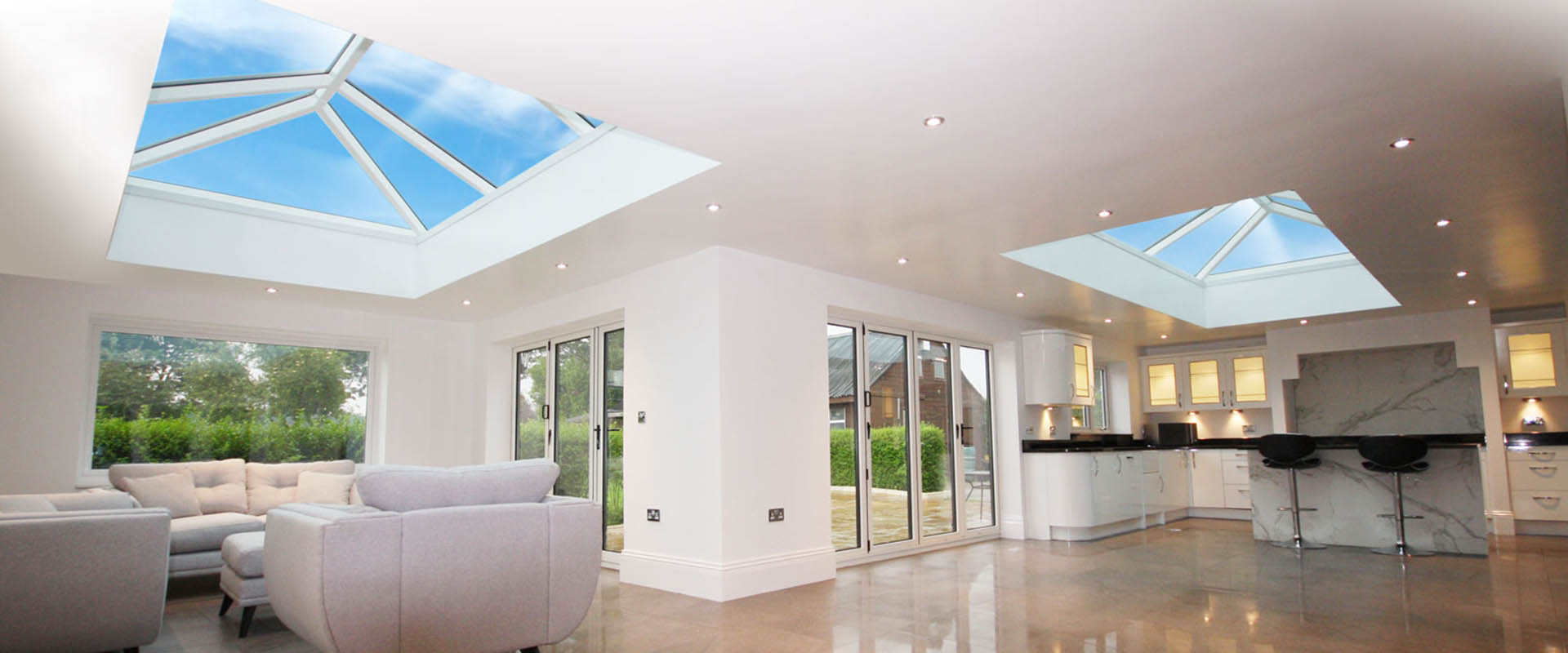 aluminium roof lanterns uk