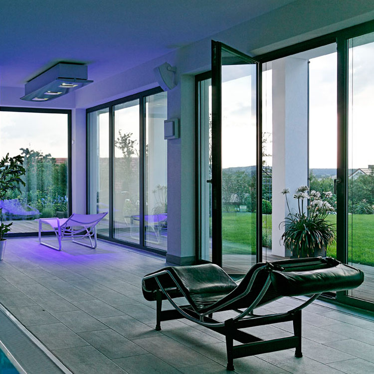 aluminium bi-fold door order confirmation
