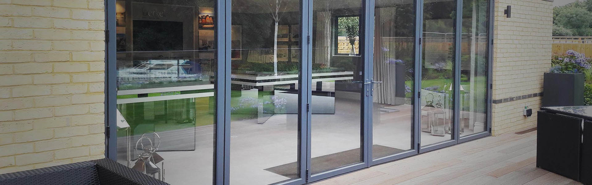 best Aluminium bifold door uk