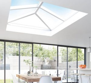 best roof lantern aluminium skylight