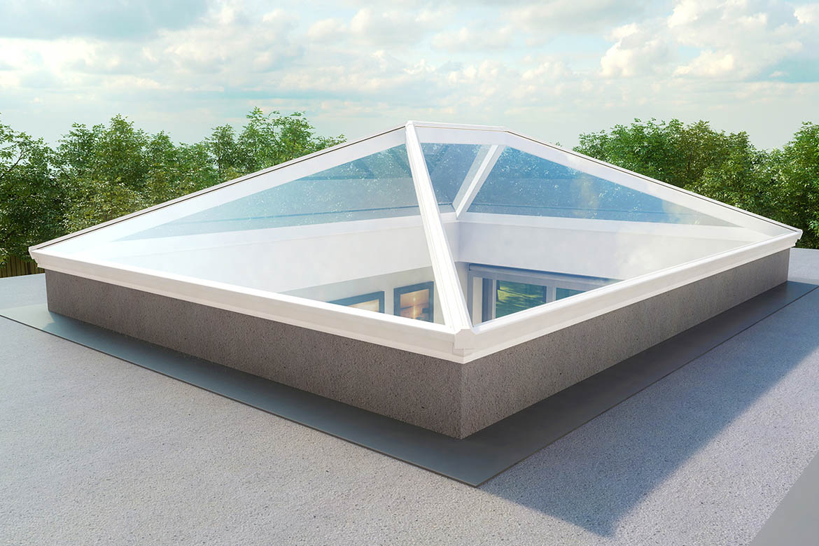 korniche roof lantern skylights burton on trent