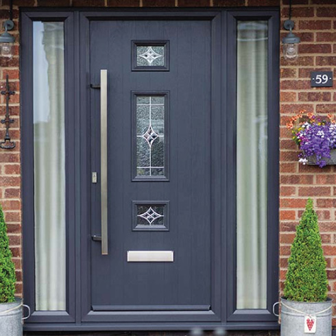 order composite fire doors